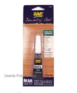 Zap Jewelry Gel - Extra Thick Viscosity (3g)