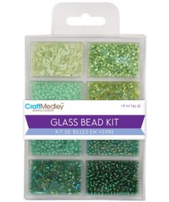 Glass Bead Kit - Going Green