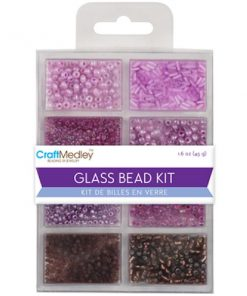 Glass Bead Kit - Viola
